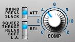 NastyVCS - compression control