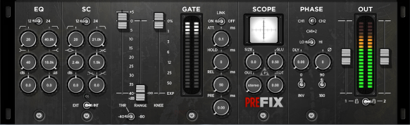 preFIX 1 0 – out now! – Variety Of Sound