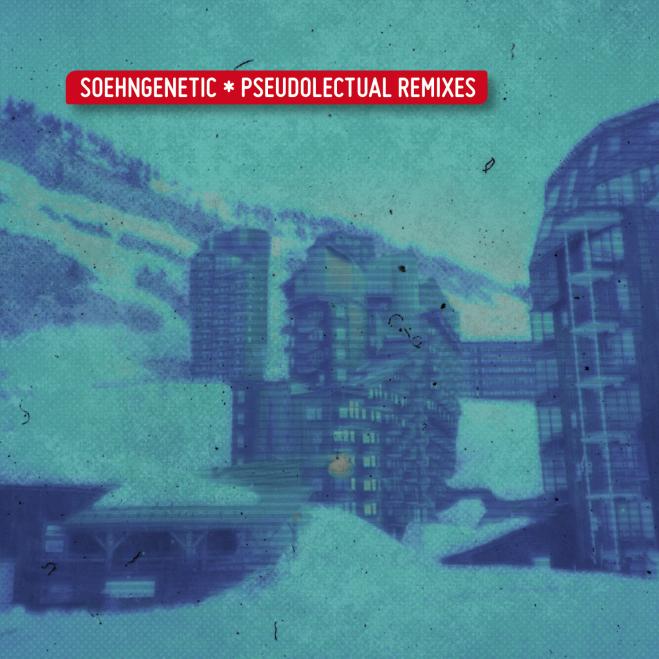 Soehngen - Pseudolectual Remixes - cover